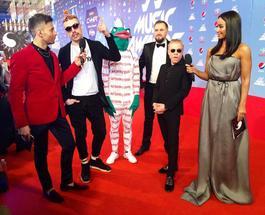 Церемония награждения М1 Music Awards – 2016: онлайн трансляция