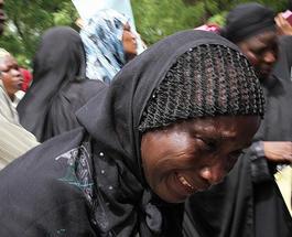 В Нигерии на прихожан упало здание церкви – более полсотни человек погибло