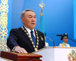 Президент Казахстана Нурсултан Назарбаев предполагает изменить Конституцию
