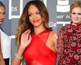 Рейтинг Forbes: Адель, Рианна и Бейонсе разделили 200 миллионов