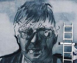 В Санкт-Петербурге появится граффити с Юрием Шевчуком