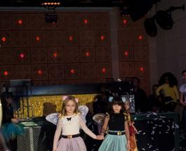 В Киеве прошел волшебный бал для юных звезд шоубизнеса и моды