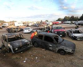 Взрыв в Мексике на рынке пиротехники: погиб 31 человек