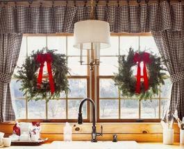 Как подготовиться к Новому году: идеи праздничного украшения кухни