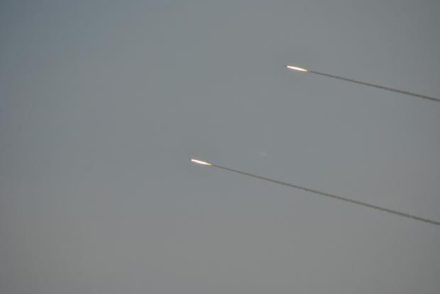Стрельбы вгосударстве Украина названы серьезным шагом квосстановлению ПВО
