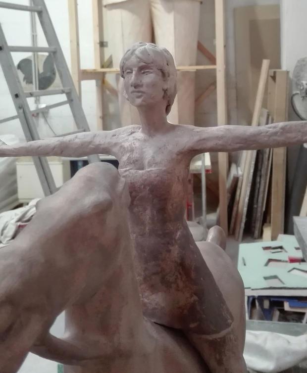 Встолице Англии может появиться скульптура Леди Дивмини-юбке