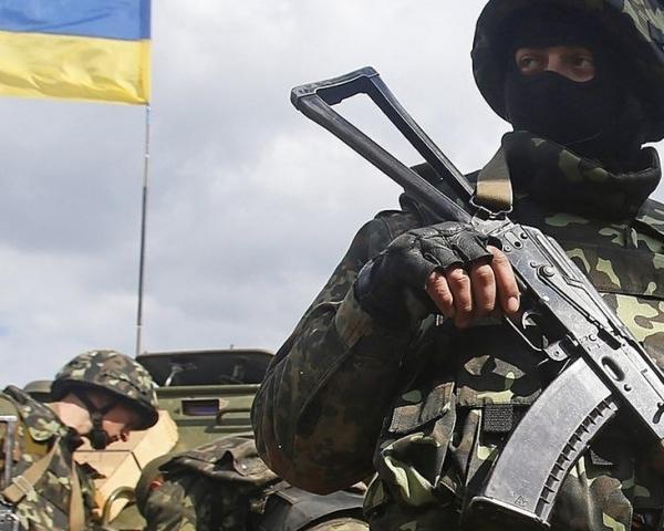 ВЛуганской области впроцессе прорыва диверсантов умер боец АТО
