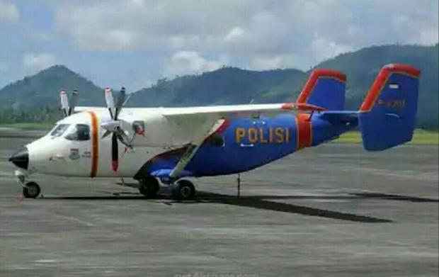 Самолет упал вморе, все погибли— Авиакатастрофа вИндонезии