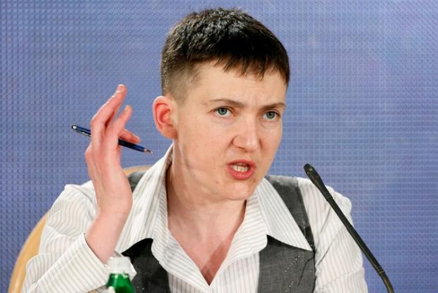 Савченко сообщила о русской военной угрозе для Великобритании: упутинцев ажиотаж