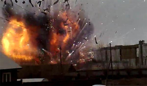 «Утка» овзрыве назаводе вДонецке рассчитана наограниченных людей— ДНР