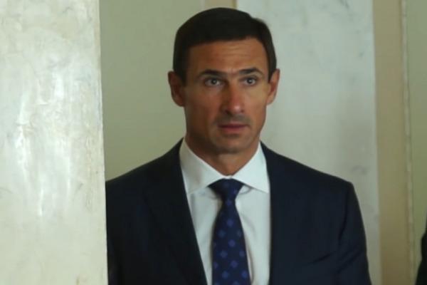 Дом депутата Котвицкого обстреляли изгранатомета