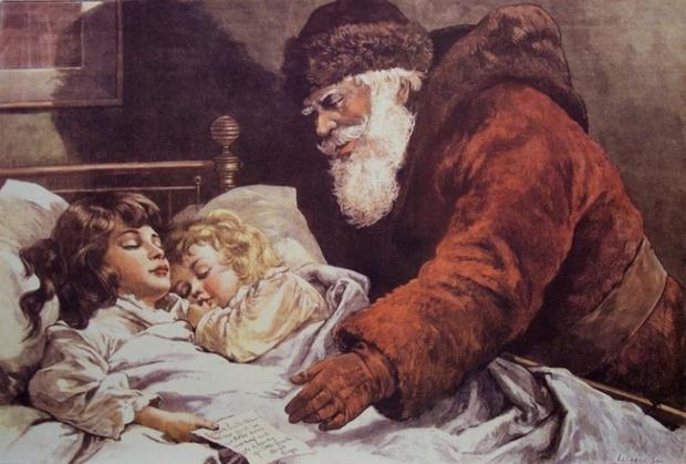 Картинки подарки под подушкой на святого николая