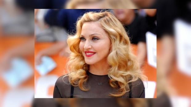 Мадонна спела истанцевала тверк в«автомобильном караоке»