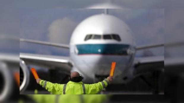 Самолет изКиева экстренно сел вСамаре из-за пьяного пассажира