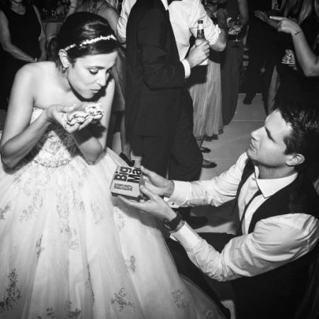 Ева Лонгория признана самой красивой невестой Голливуда в этом году