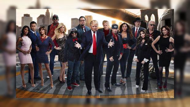 Трамп опроверг свое участие вреалити-шоу иобвинил CNN волжи