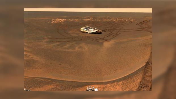 Ученые определили вкус воды наМарсе