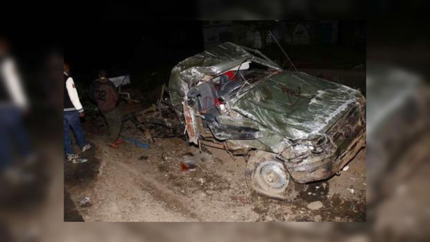 В результате автомобильной аварии цистерны с химикатами в Кении погибли 30 человек