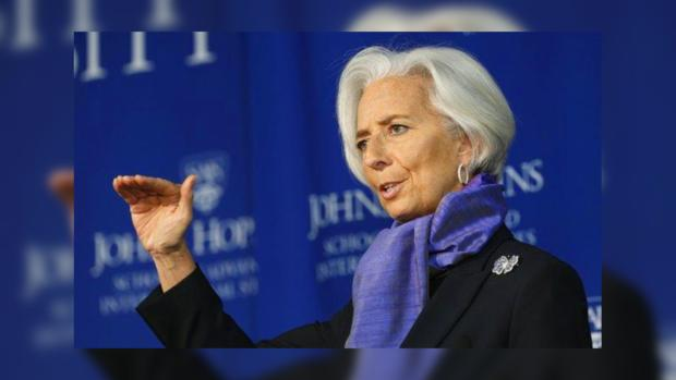 Начался суд над главой МВФ Кристин Лагард