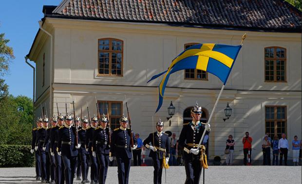 Руководство Швеции поручило здешним властям поднять уровень готовности квойне