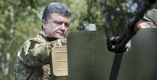 ВУкраинском государстве остановлена мобилизация, нафронте только воины-контрактники