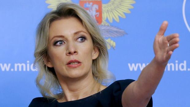 Официальный уполномоченный МИДРФ Мария Захарова доставлена вбольницу в российской столице