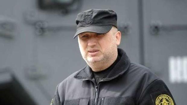 Российская Федерация немогла ставить ультиматумы касательно проведения ракетных учений Украины,— Турчинов