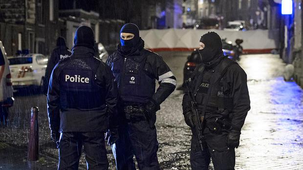 ВБельгии задержали планировавших теракты молодых людей
