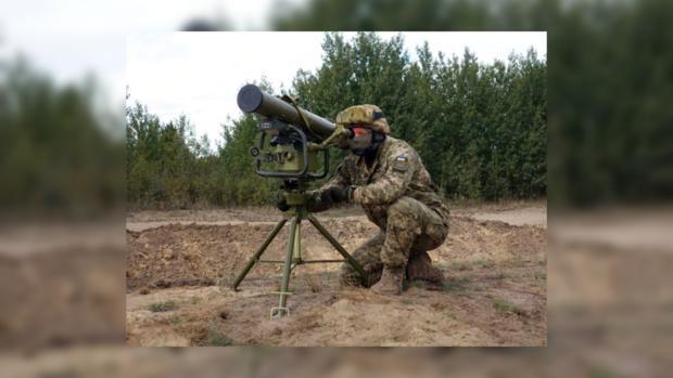 ВУкраине провели испытания переносного ракетного комплекса «Корсар»