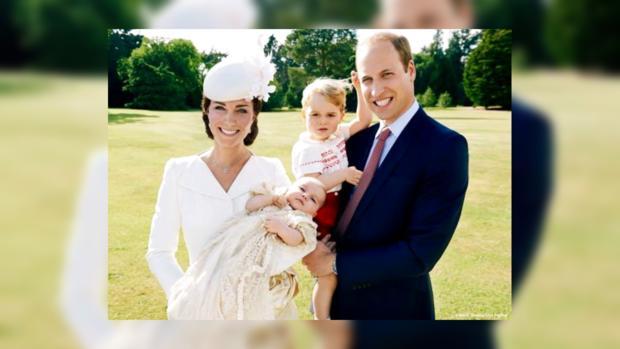 Принц Уильям поведал оподробностях личной жизни инетерпении Джорджа