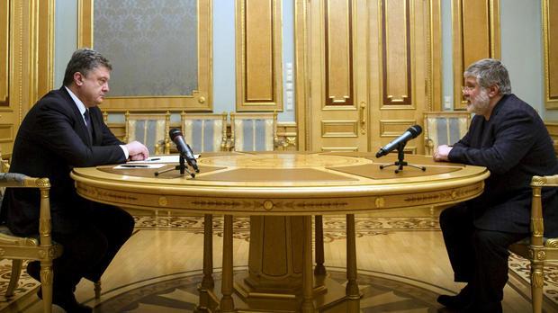 И.Коломойский прокомментировал национализацию ПриватБанка