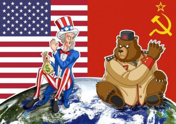 Опрос: Отношение американцев к Российской Федерации ухудшилось доуровня 30-летней давности
