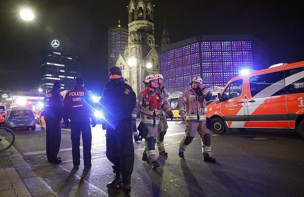 Берлинский террорист накануне атаки снял себя на камеру