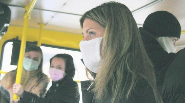 ВУкраине отгриппа умерли пять человек
