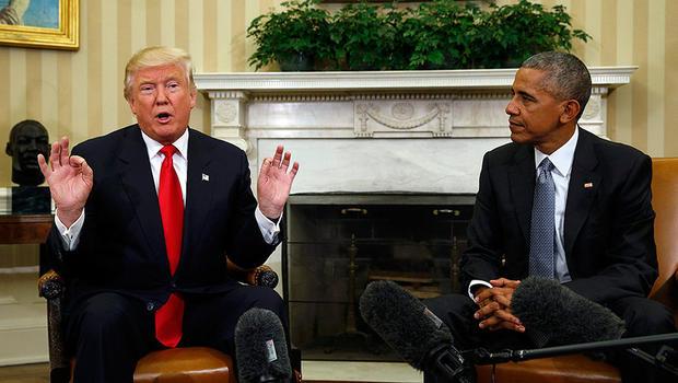 Обама объявил, что могбы побороть Трампа навыборах