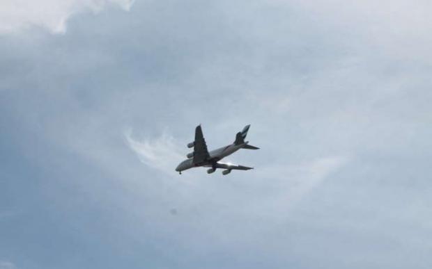 Свидетель сравнил падающий Ту-154 смотоциклом на обратном колесе