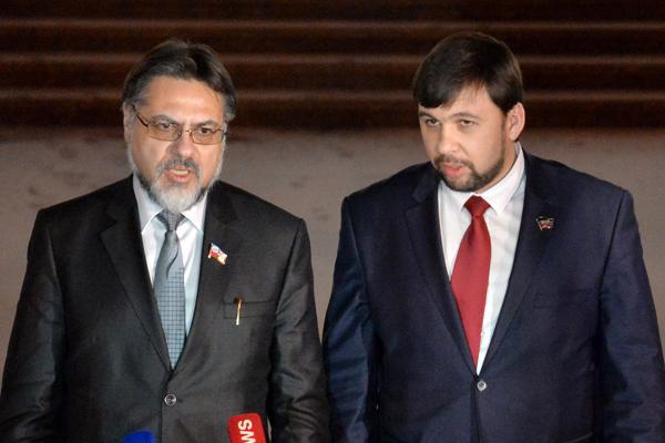 Пушилин окончательно прояснил вопрос объединения ДНР иЛНР водно государство