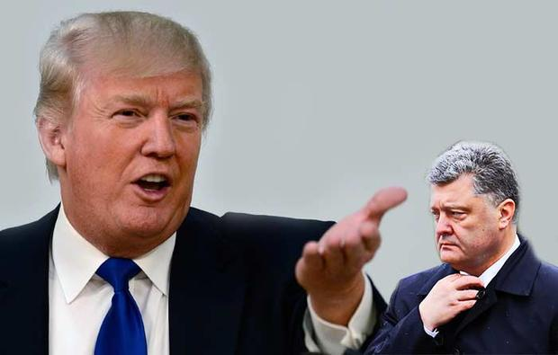 Администрация президента Украины сказала опланируемой встрече Порошенко сТрампом