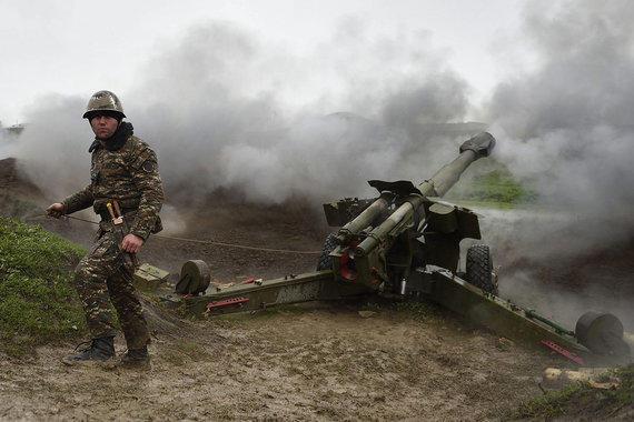 Почему труп азербайджанского бойца оказался вАрмении?