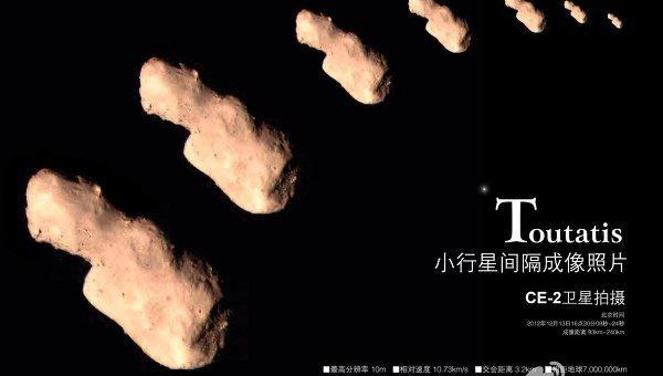 Огромный астероид сбешеной скоростью приближается кЗемле— Ученые