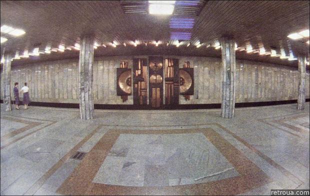 Станция киевского метро Петровка может поменять свое название