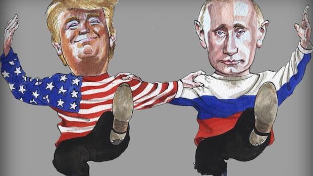 Российская Федерация готовит симметричный ответ— Политический демарш США