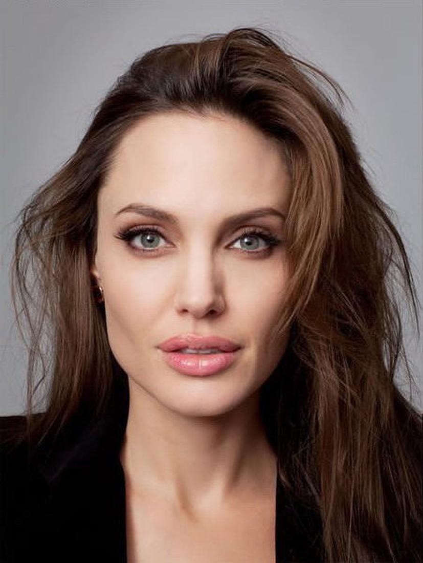 """Фото: """"Русская Анджелина Джоли"""" становится популярнее ... анджелина джоли"""
