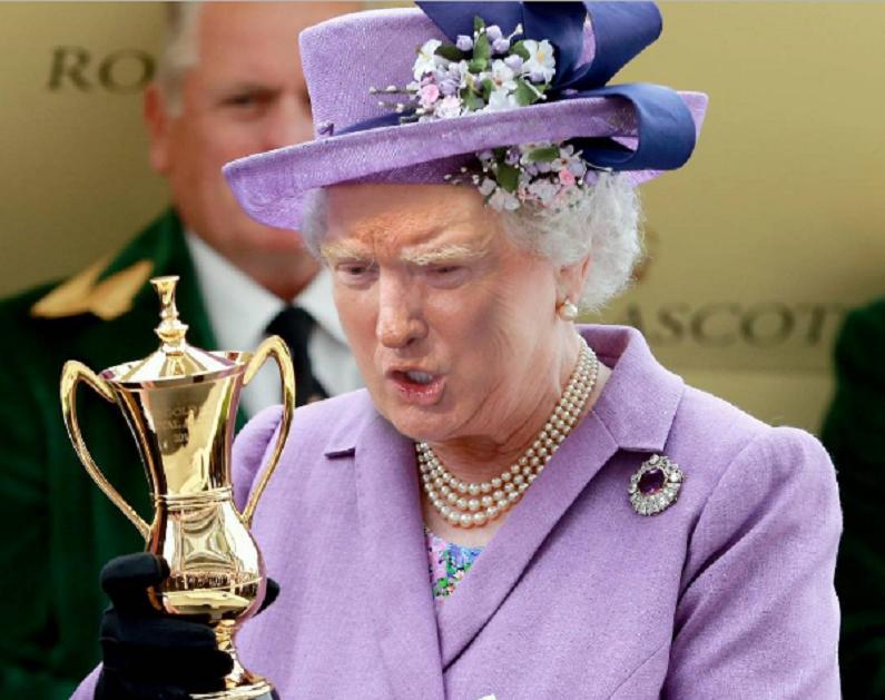 Смешные картинки королев