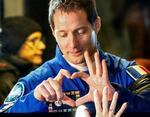 Французский астронавт поздравил Украину с Днем Соборности уникальным фото из космоса