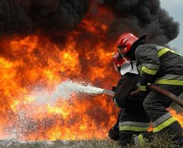 Пожар в Кременчуге: Горела многоэтажка, есть погибшие