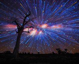 Ночью над Землей пронесется метеоритный дождь