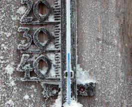 Погода на Рождество в Украине: идет циклон с сильными снегопадами и морозом до -25°C