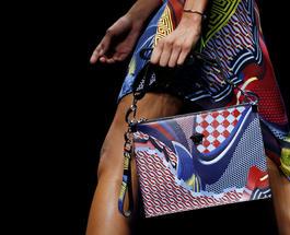 Неделя моды в Милане: коллекция Versace весна-лето 2017