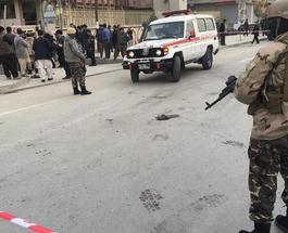 Ужасный теракт в Афганистане: в Кабуле возле парламента прогремели два взрыва, десятки погибших